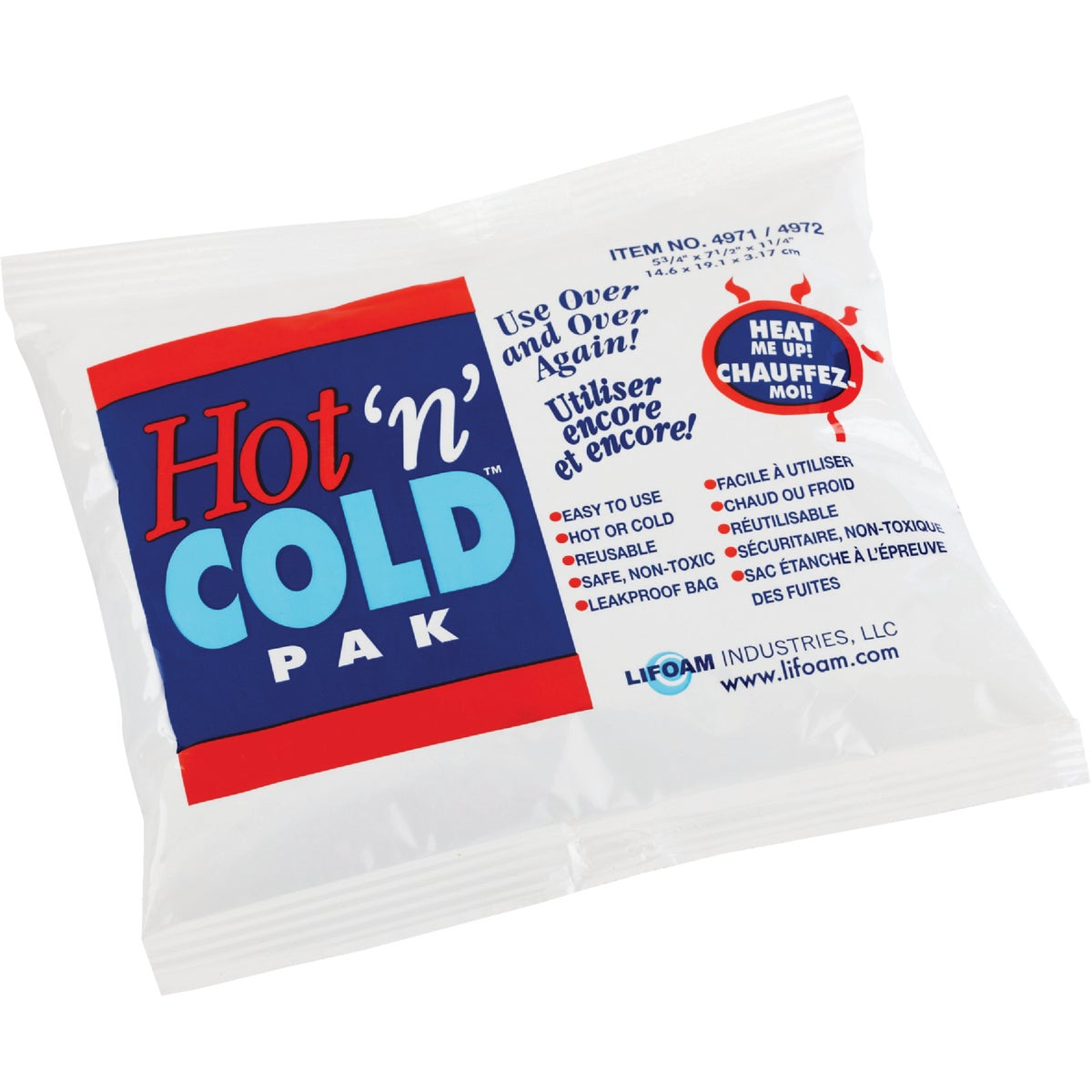 REUSABLE HOT N COLD PACK