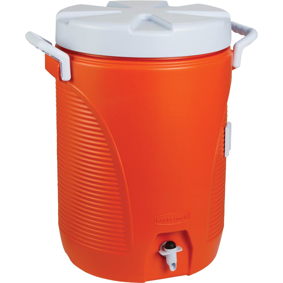 5GAL ORNG WATER COOLER - 1840999 by Rubbermaid