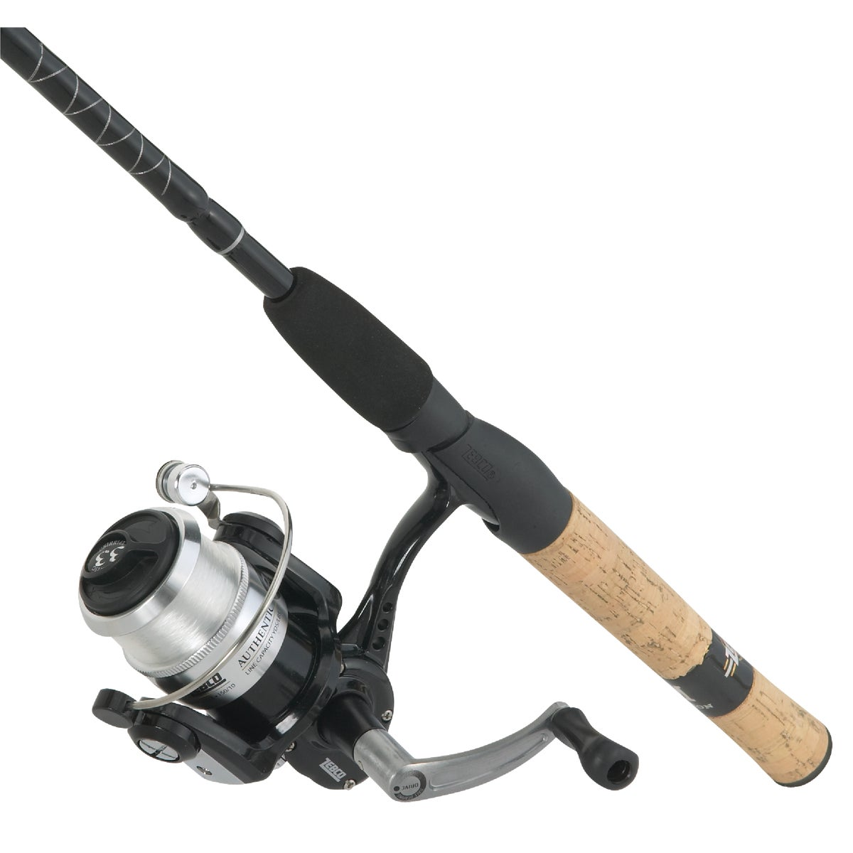 #33 SPINNING ROD COMBO - A33SPCA by Zebco