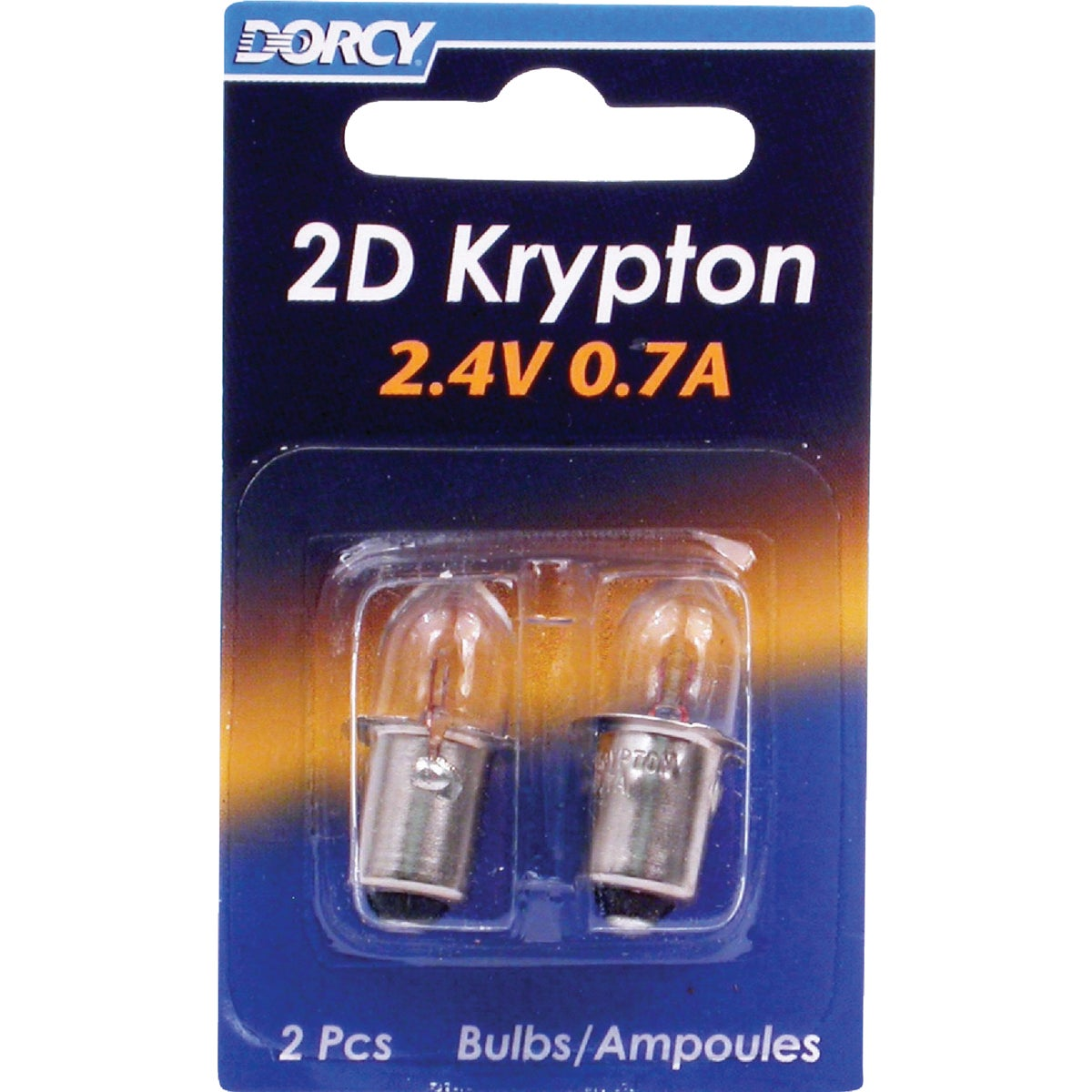 2CD 2D KRYPTON BULB - 41-1660 by Dorcy International