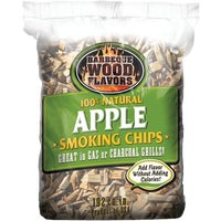 Barbeque Wood Flavors 2.25LB APPLE WOOD CHIPS 60010