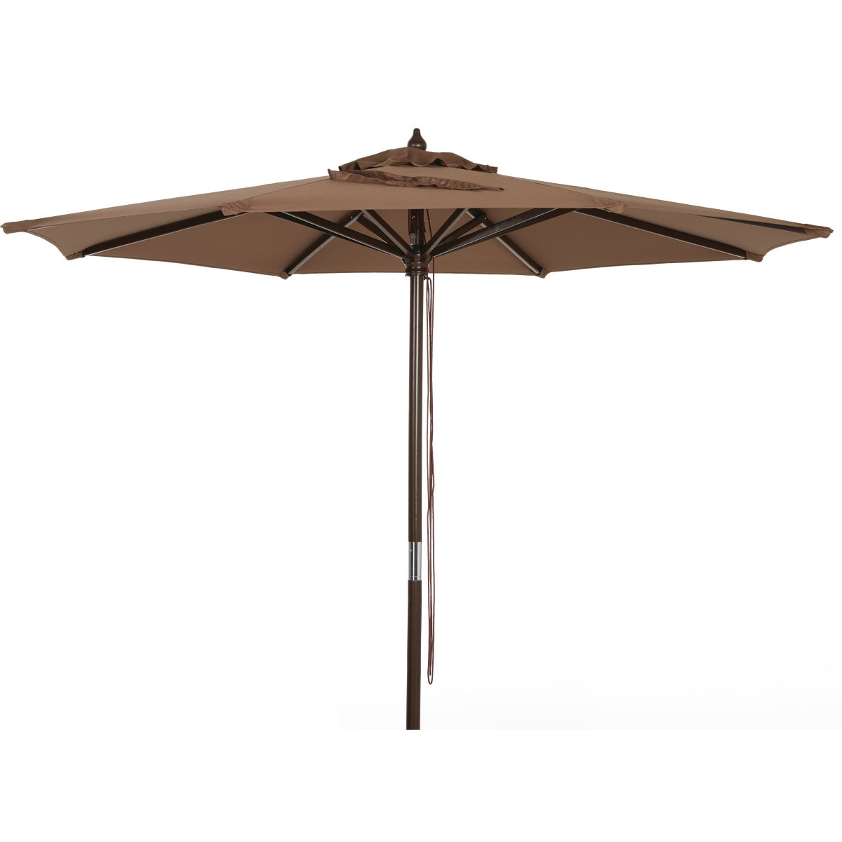 7.5' BRN MARKET UMBRELLA