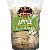 Barbeque Wood Flavors 10LB APPLE WOOD CHUNKS 60026