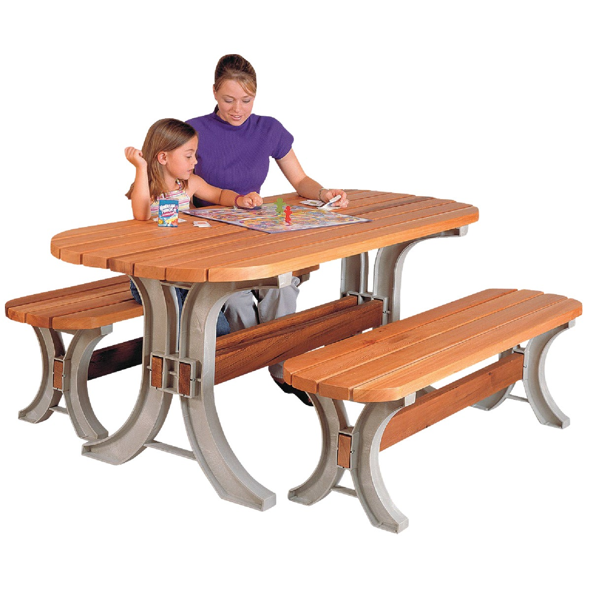 SAND PICNIC TABLE KIT