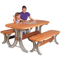 Blitz USA SAND PICNIC TABLE KIT 90182