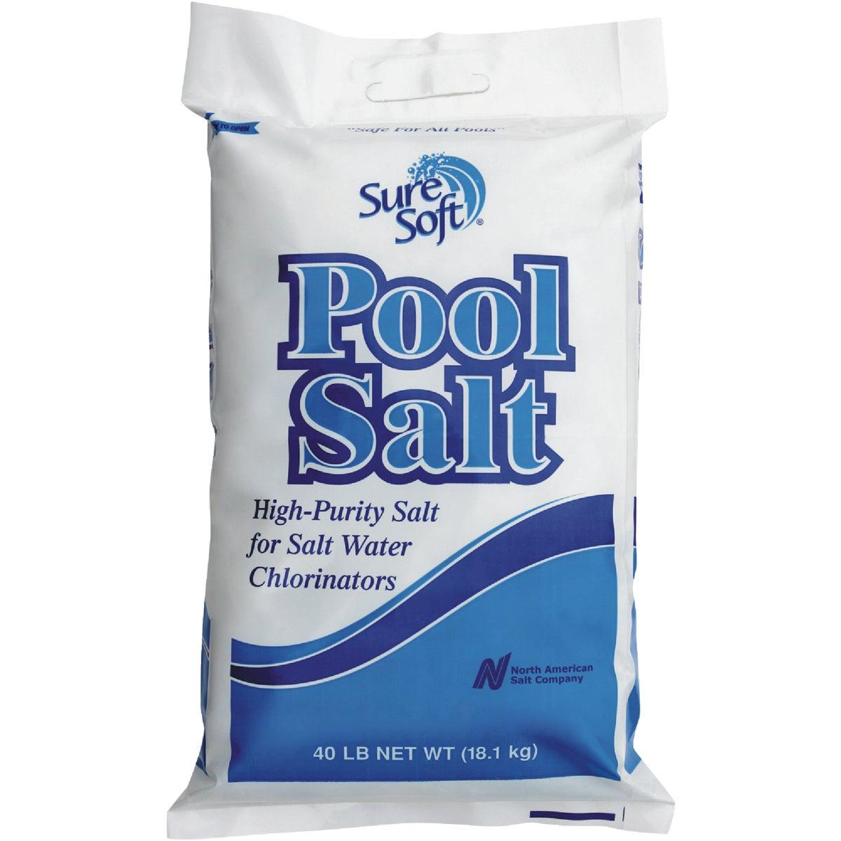 40LB POOL SALT