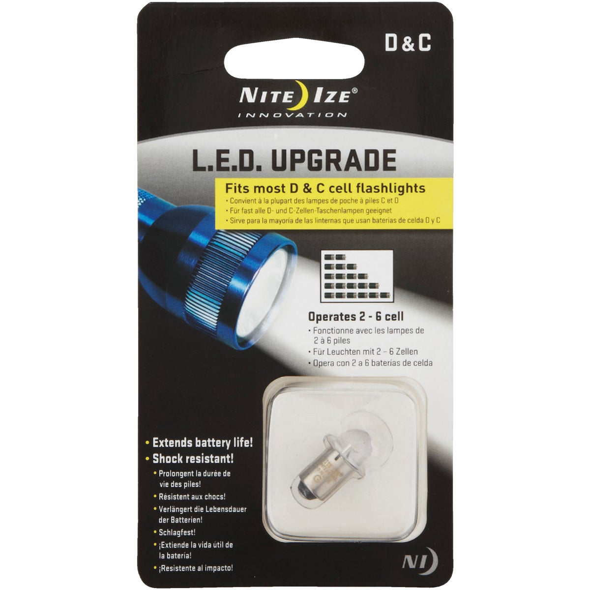 C/D MAG LED UPGRADE KIT