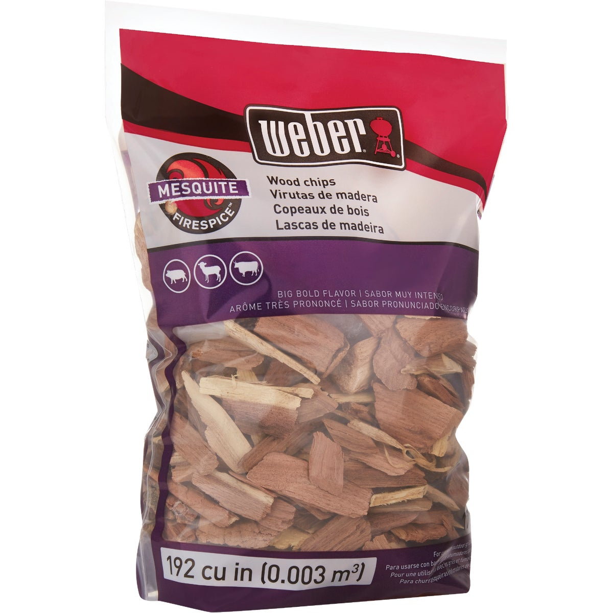 210CI MESQUITE CHIPS - 17103 by Weber