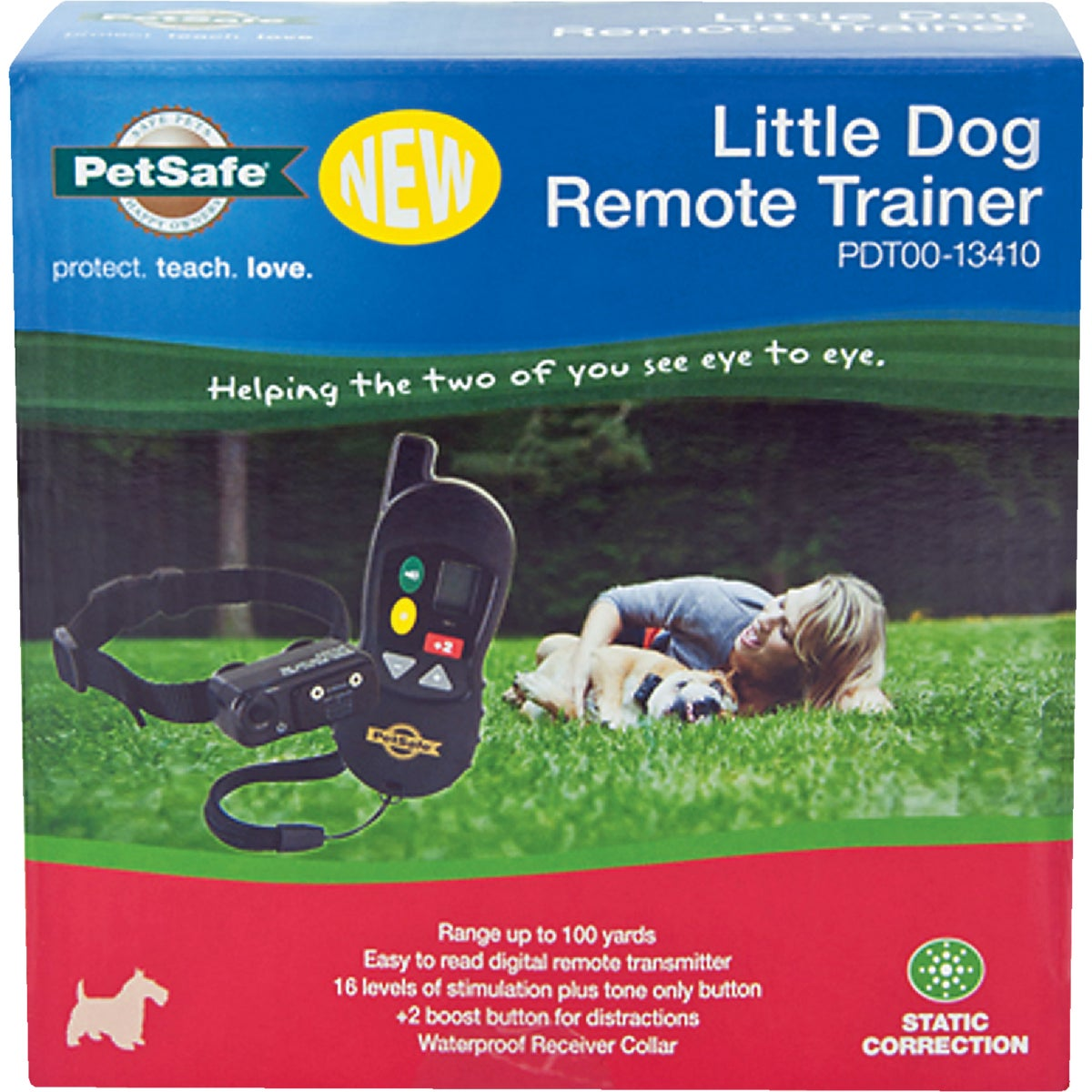 LTTLE DOG REMOTE TRAINER - PDT00-13410 by Radio System