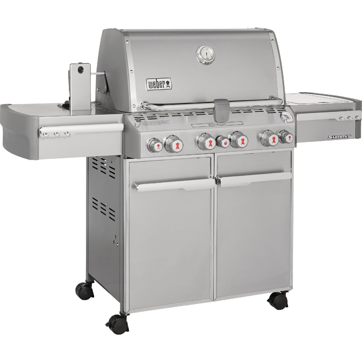 S470 SUMMIT LP GRILL - 7170001 by Weber
