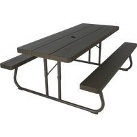 Lifetime/Xiamen PUTTY 6' PICNIC TABLE 2119
