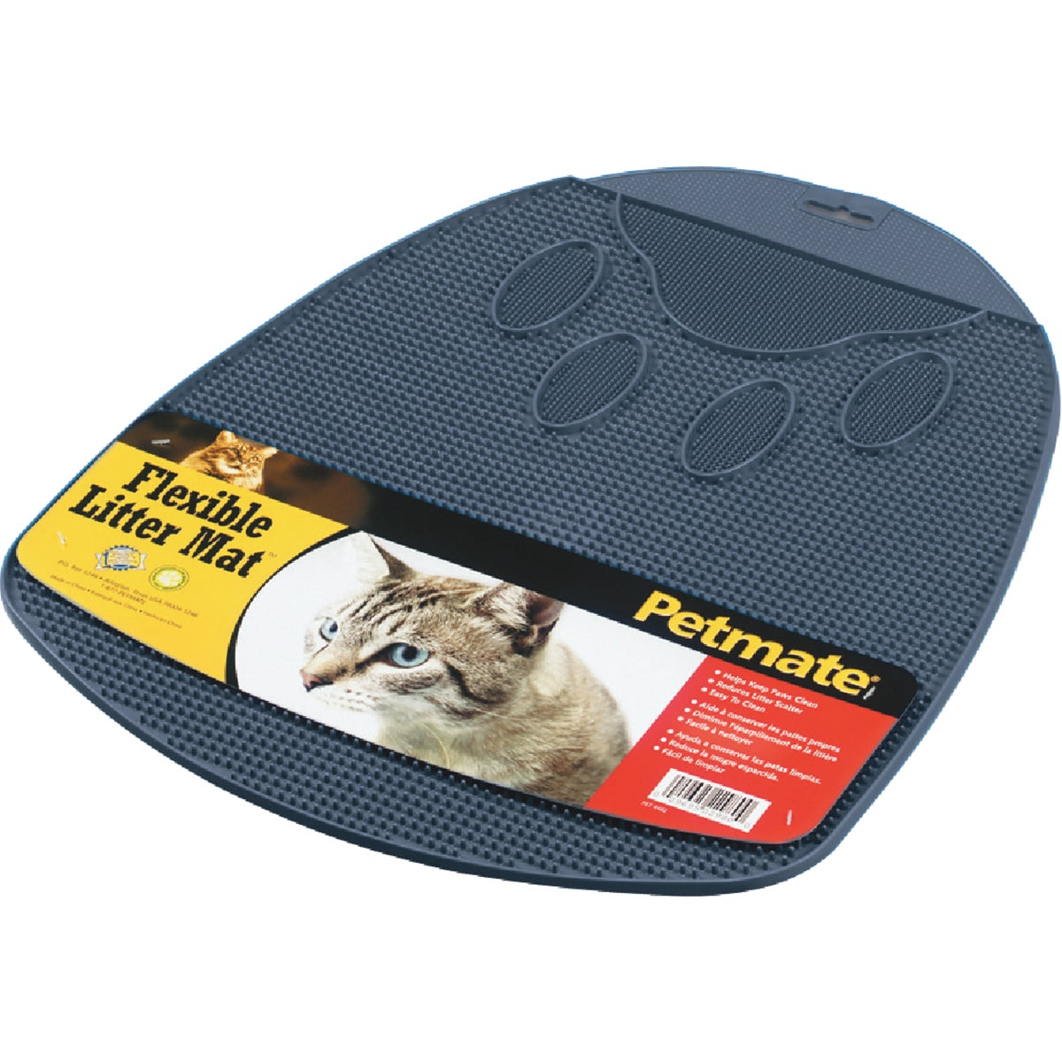FLEXIBLE LITTER MAT - 22980 by Petmate Doskocil