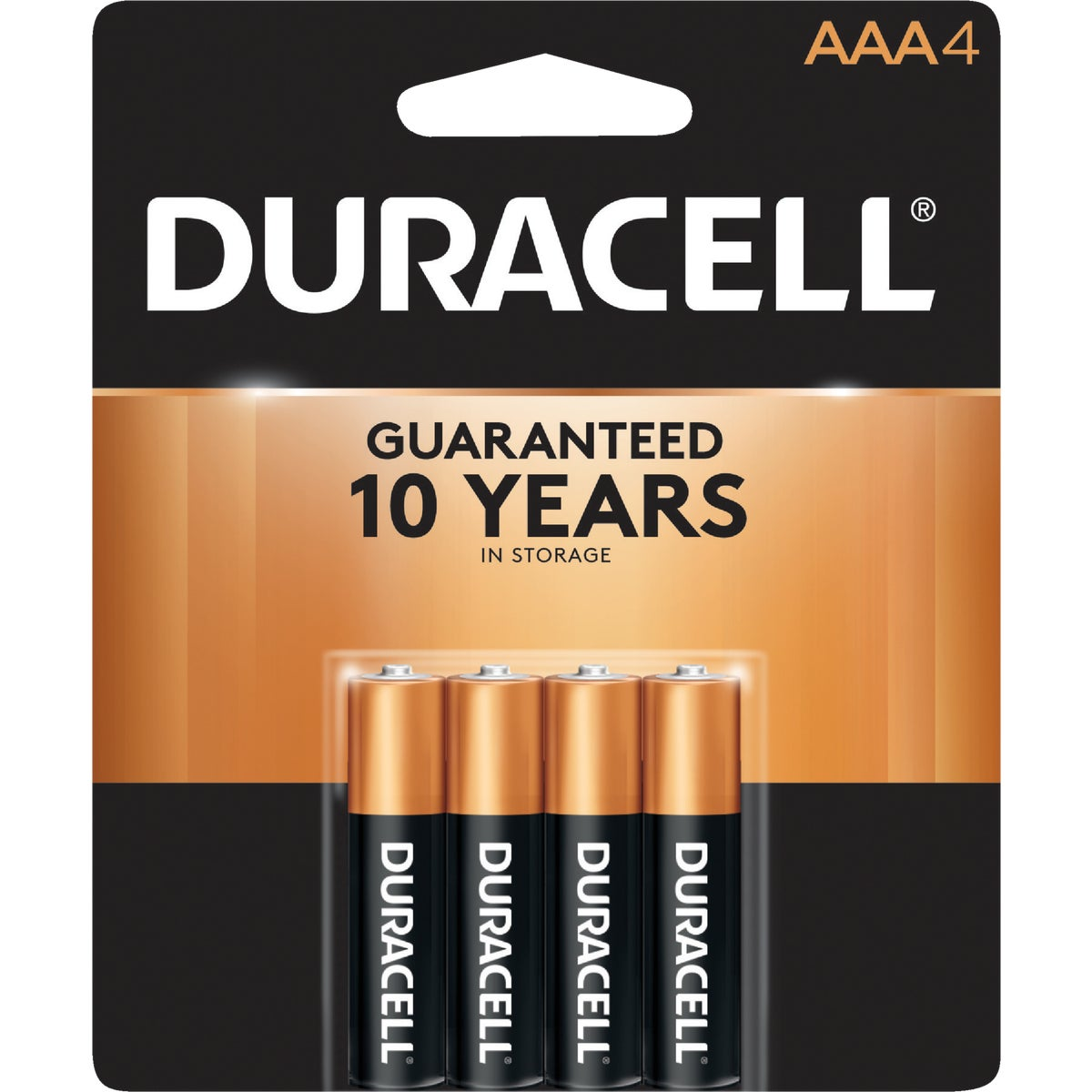 4PK AAA ALKA BATTERY - 04061 by P & G  Duracell