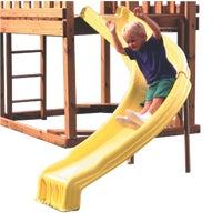 Swing N Slide YELLOW SIDE WINDER SLIDE NE4678-1YB