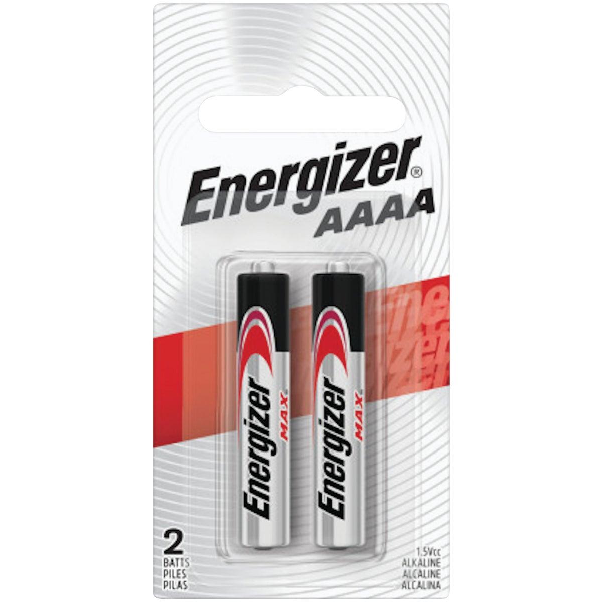 2PK AAAA ALKALINE - E96BP-2 by Energizer