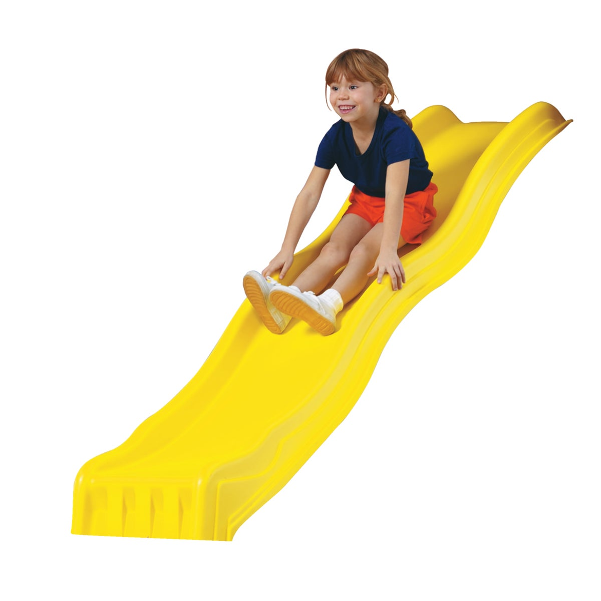 Swing N Slide YELLOW COOL WAVE SLIDE NE4675-12