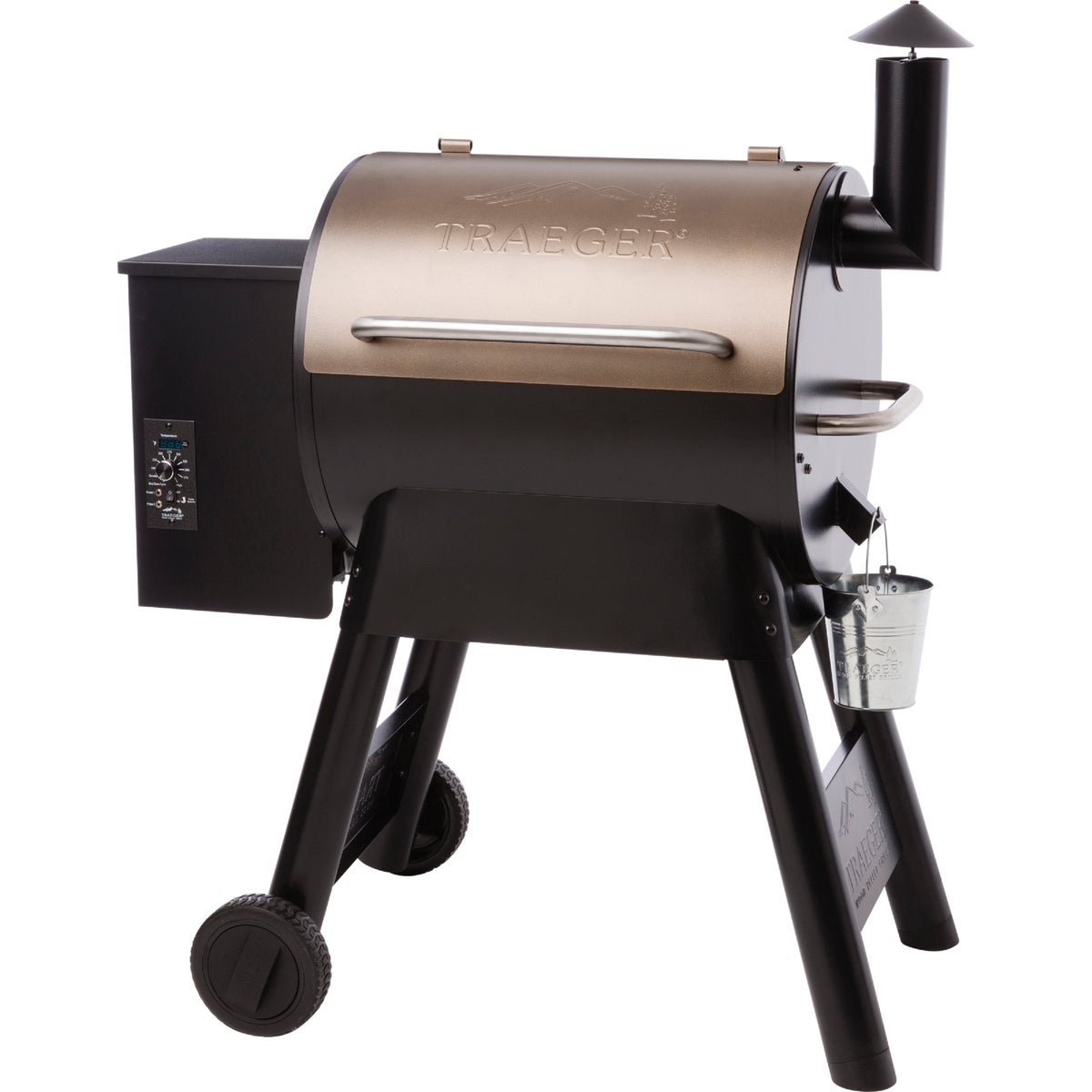 LIL TEXAS ELITE GRILL - BBQ07E by Traeger Industries
