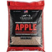 Traeger Industries, Inc. 20LB APPLE GRILL PELLETS PEL313