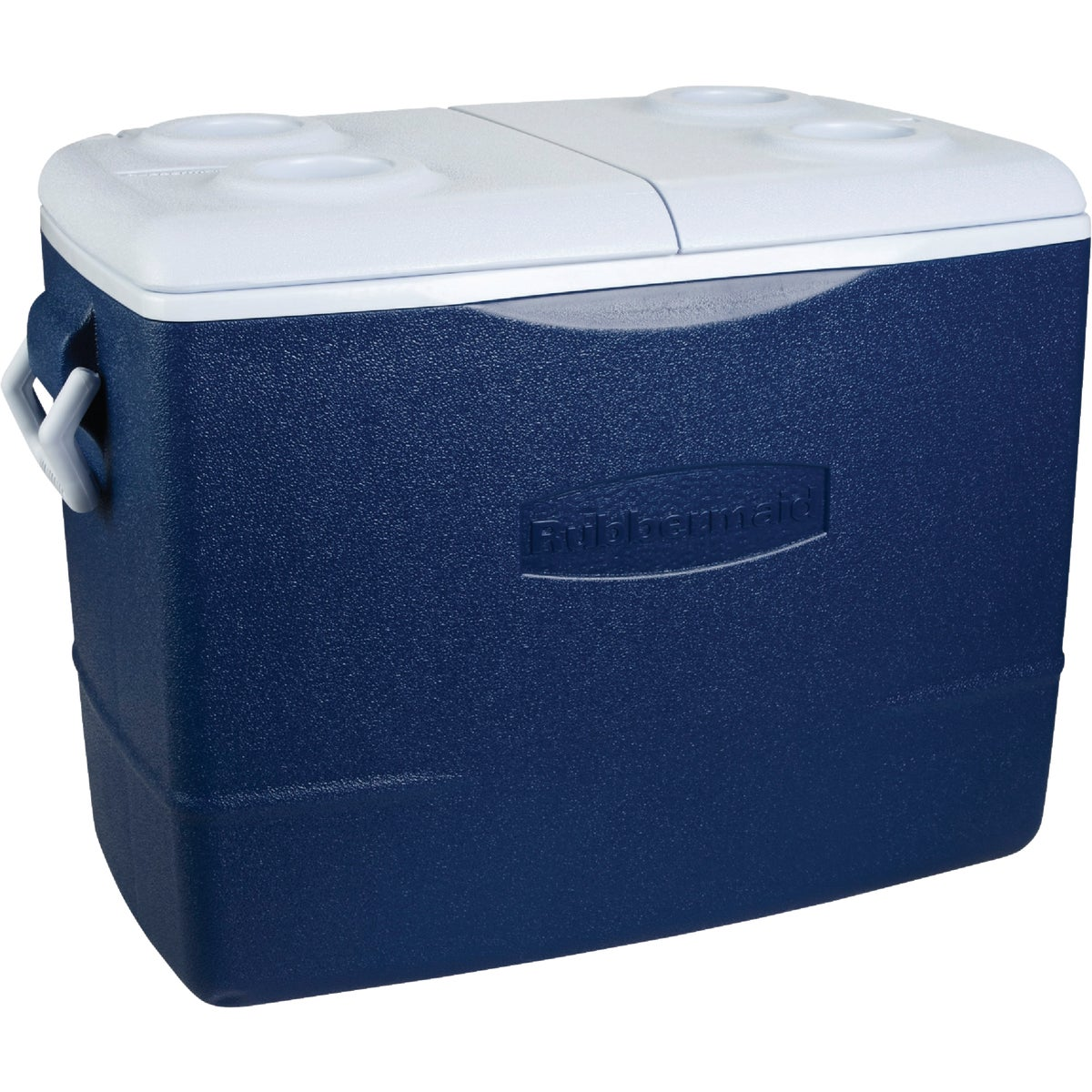 48QT BLUE COOLER - 2A1502MODBL by Rubbermaid
