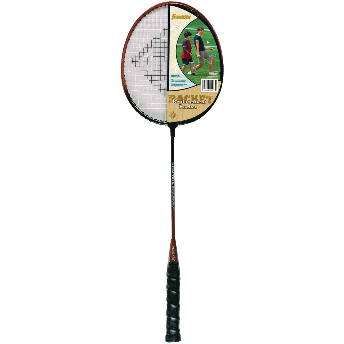 BADMINTON RACKET - 3386/02 by Franklin Sports