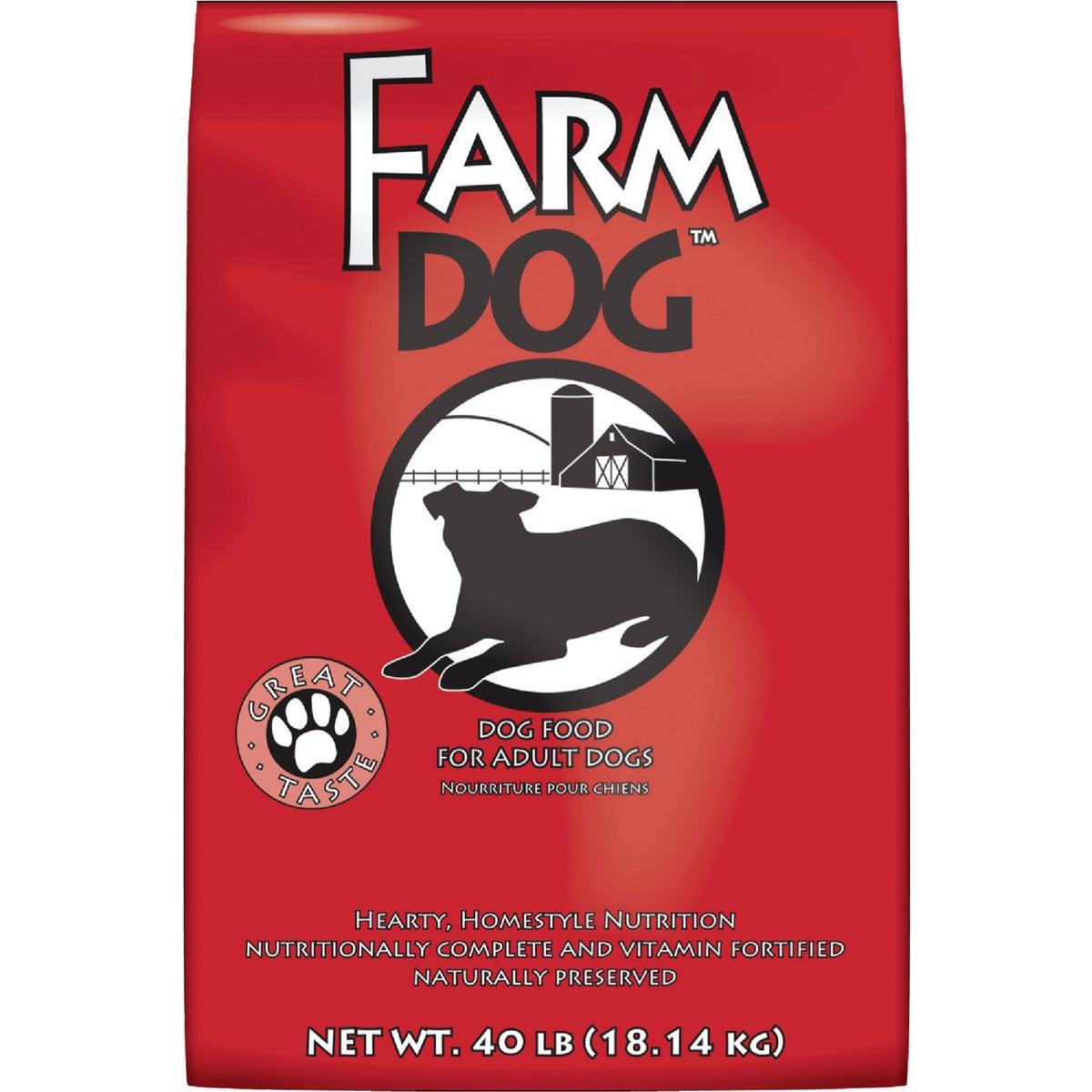 40LB FARM DOG FOOD - 7852 by Kent Feeds Inc