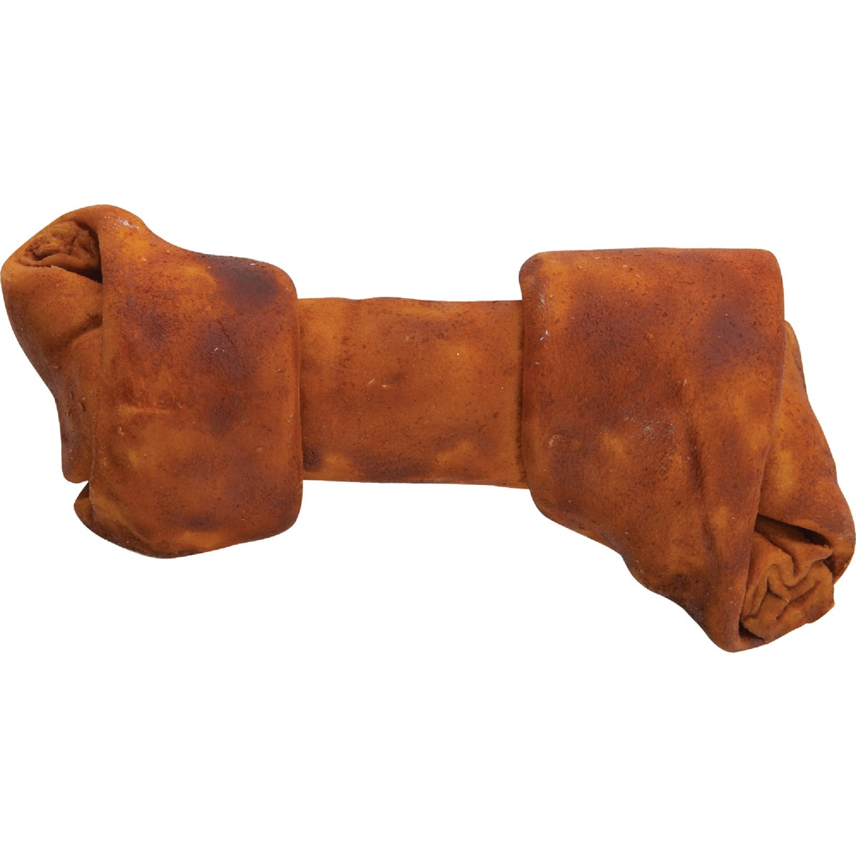"5"" BEEF RAWHIDE DOG BONE - 00205 by Savory Prime"
