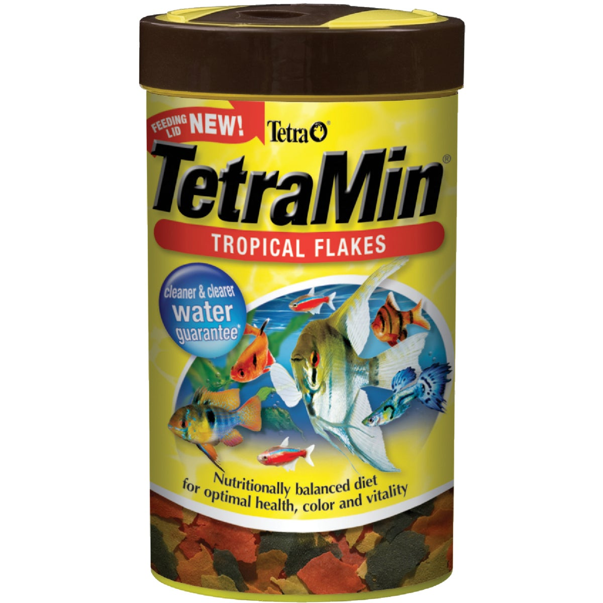 1OZ TETRAMIN FLAKES - 77102 by United Pet Group