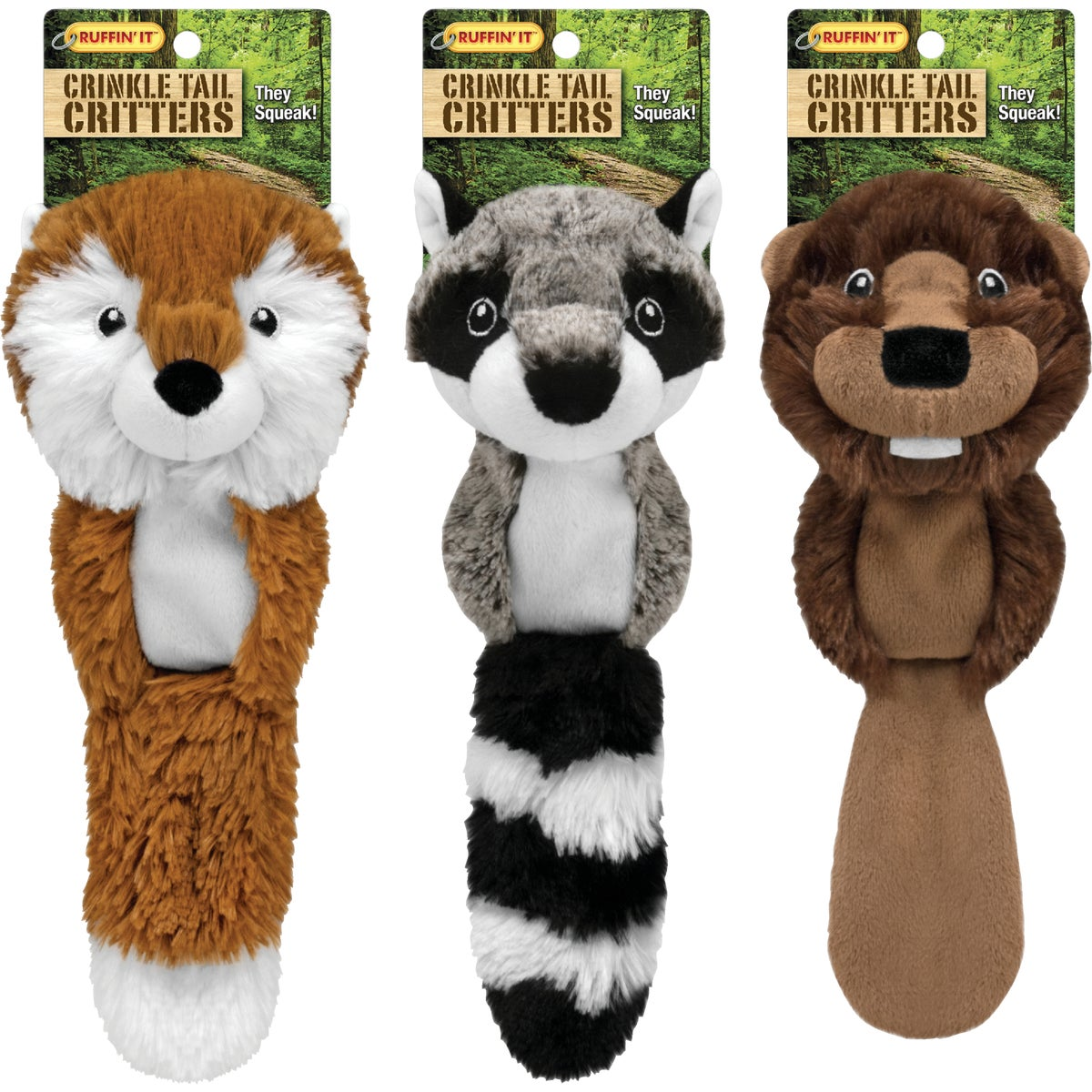 """15"""" FOX DOG TOY - 5498 by Ethical Products Inc"""