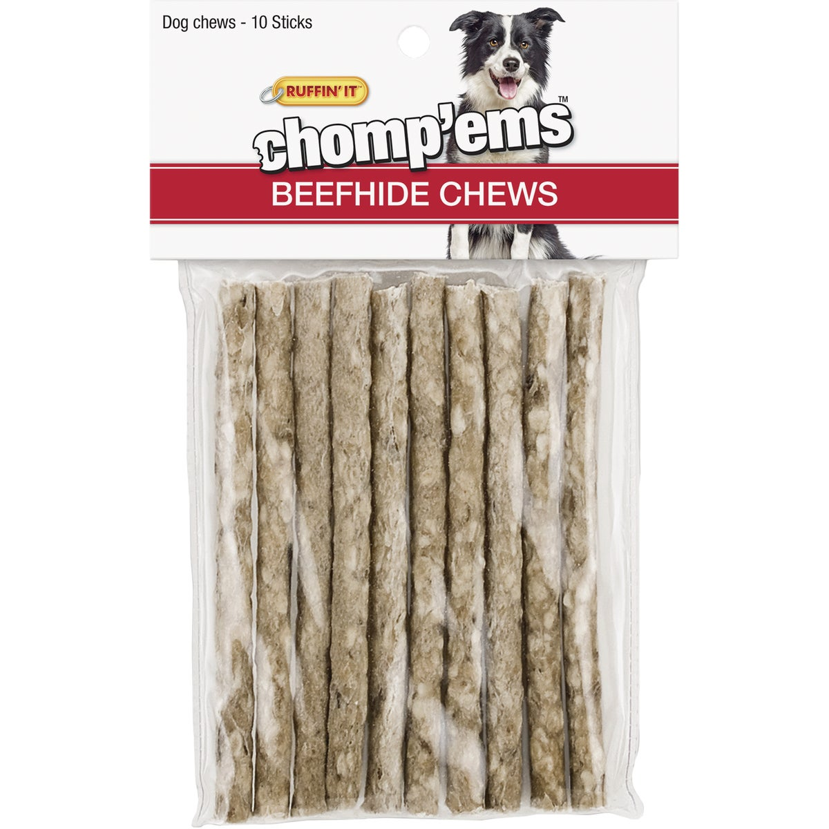 10PK STICKS CHEW TOY