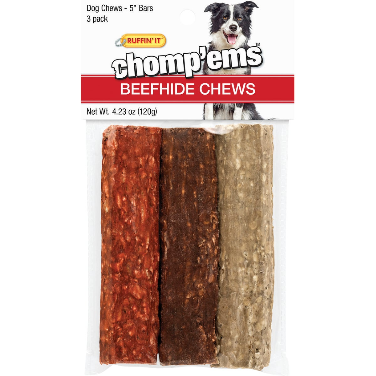 3PK HEAVY CHOMP BAR - 03191 by Westminster Pet