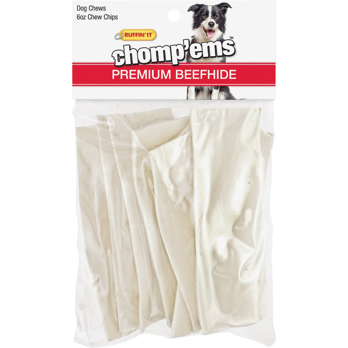 Rawhide Chew Chips