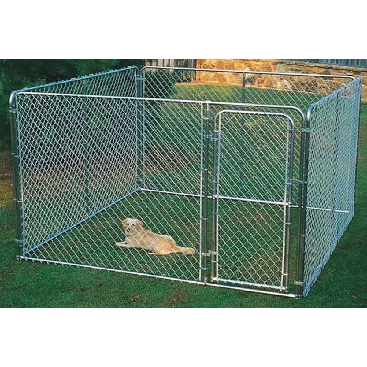 10X10X6 KENNEL - 441006P by Behlen Country