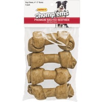 Westminster Pet 4PK 4-5 KNOT BONE 37784