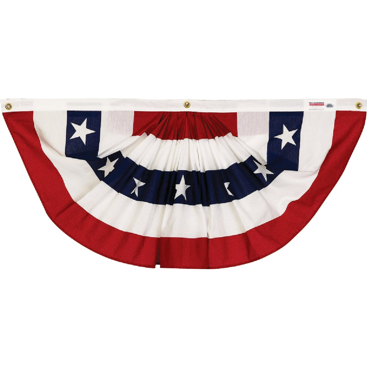PLEATED FULL FAN FLAG - PFF-ST by Valley Forge Flag