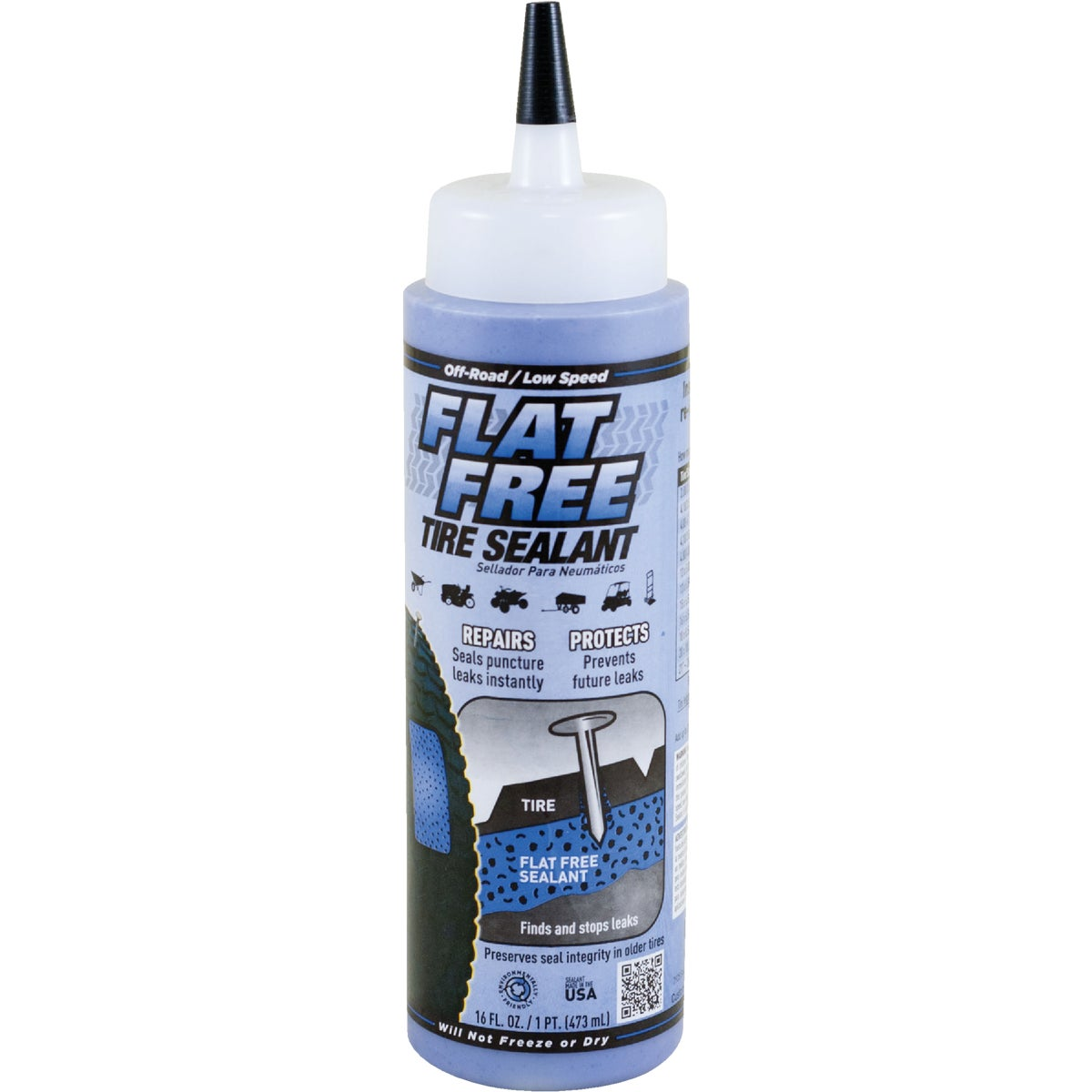16OZ TIRE SEALANT - 10011 by Itw Global Brands
