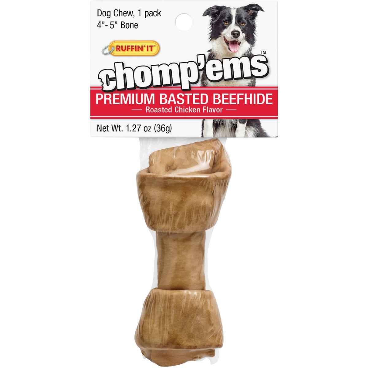 4-5 CHICKEN KNOT BONE - 37704 by Westminster Pet