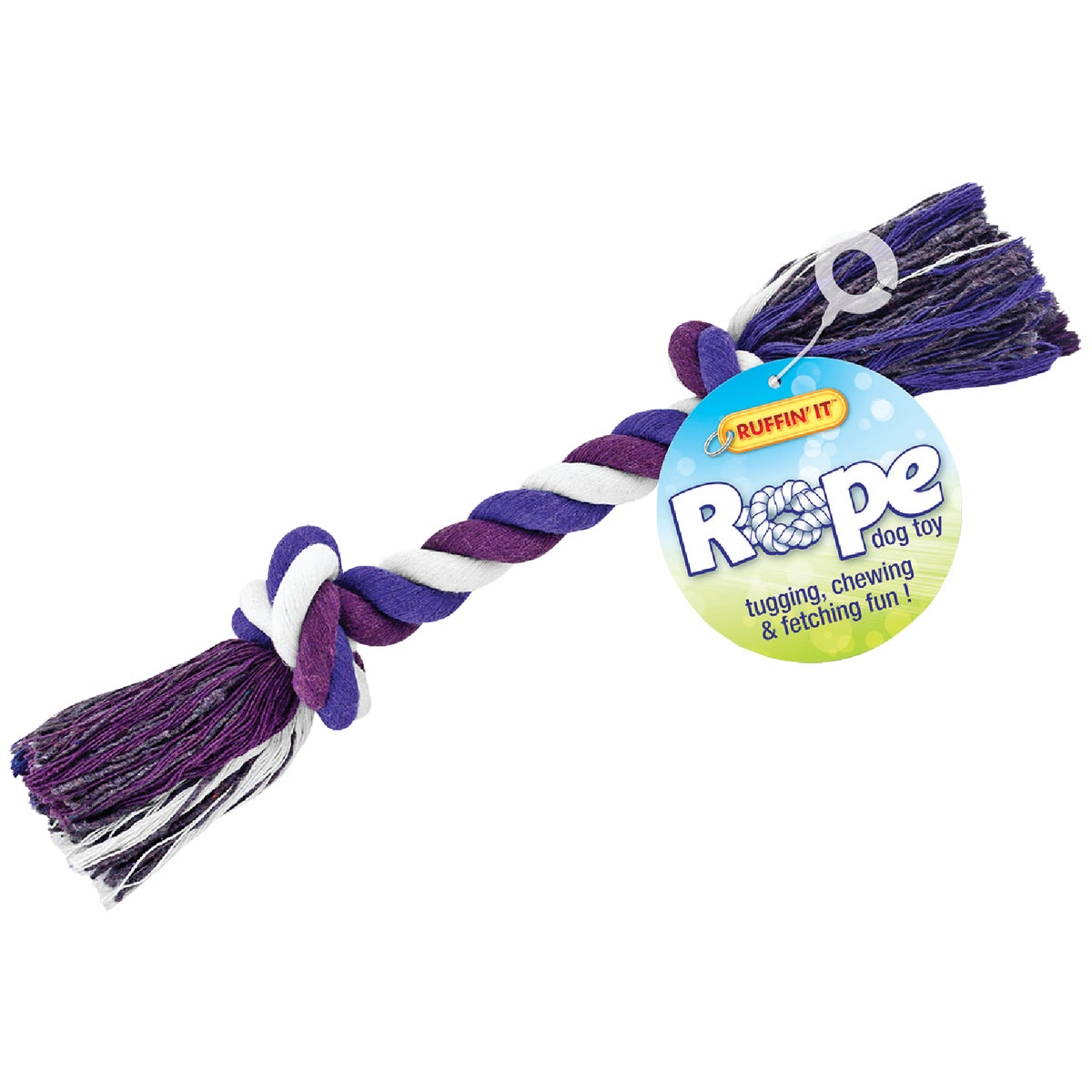 MED 2 KNOT CLR TUG ROPE - 18236 by Westminster Pet