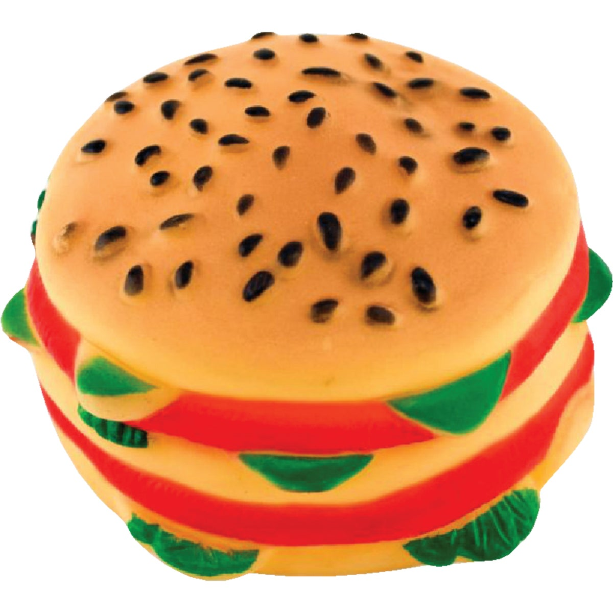 HAMBURGER DOG TOY - 20036 by Westminster Pet