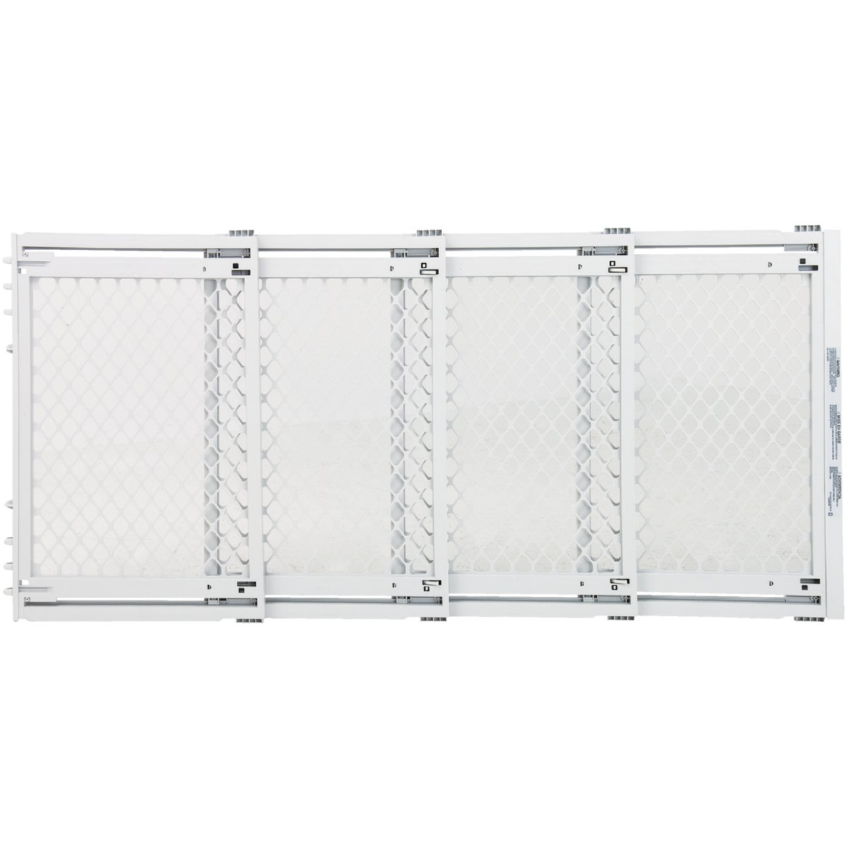 EXTRA WIDE PET GATE - 8749 by North State Ind
