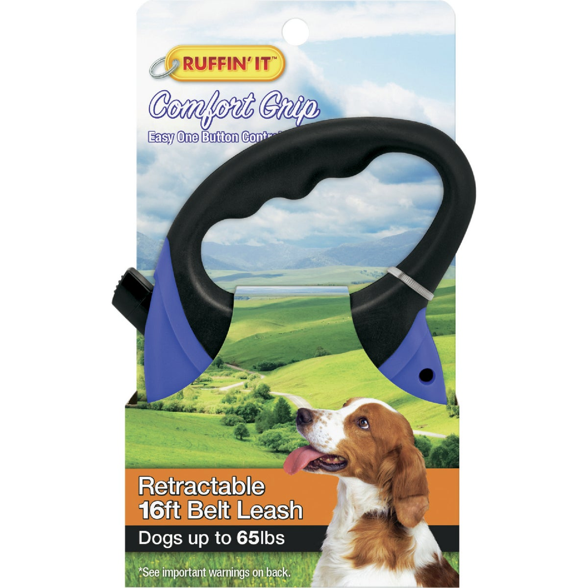 16' RETRACTABLE LEASH - 98617 by Westminster Pet