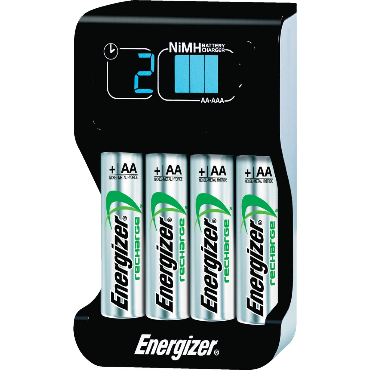 SMART BATTERY CHARGER - CHP4WB4 by Energizer