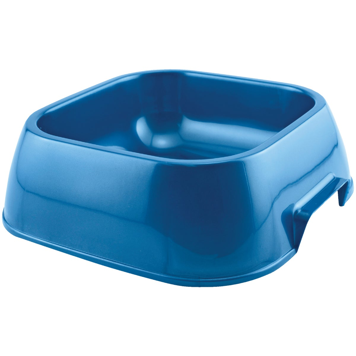 LARGE PLASTIC DOG DISH