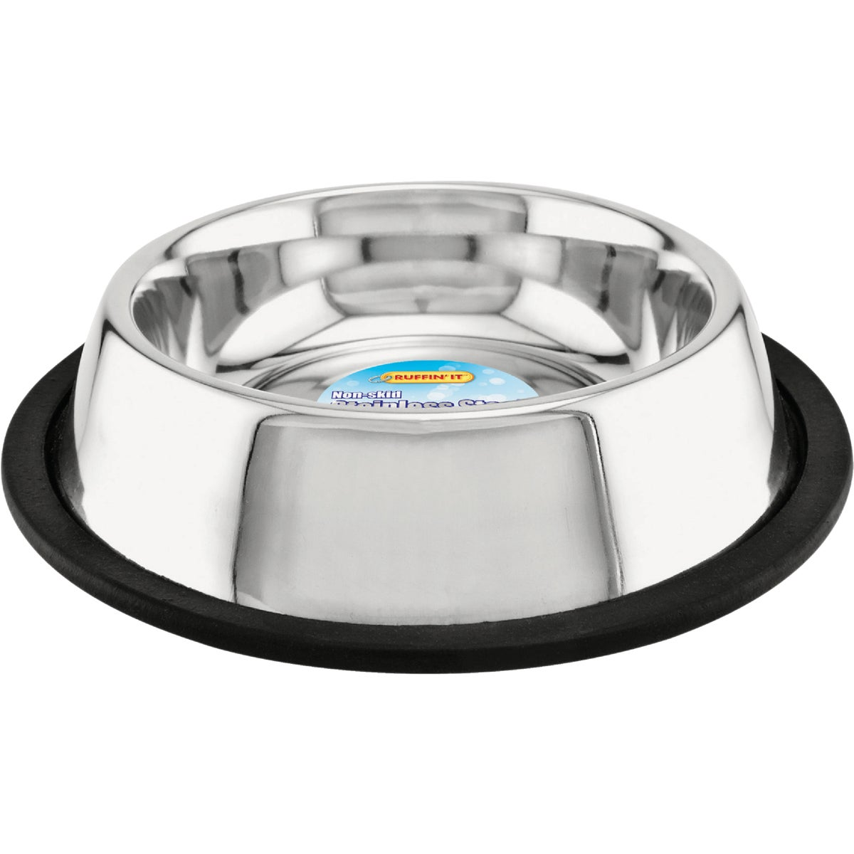 16OZ NON-SKID SS BOWL - 19016 by Westminster Pet