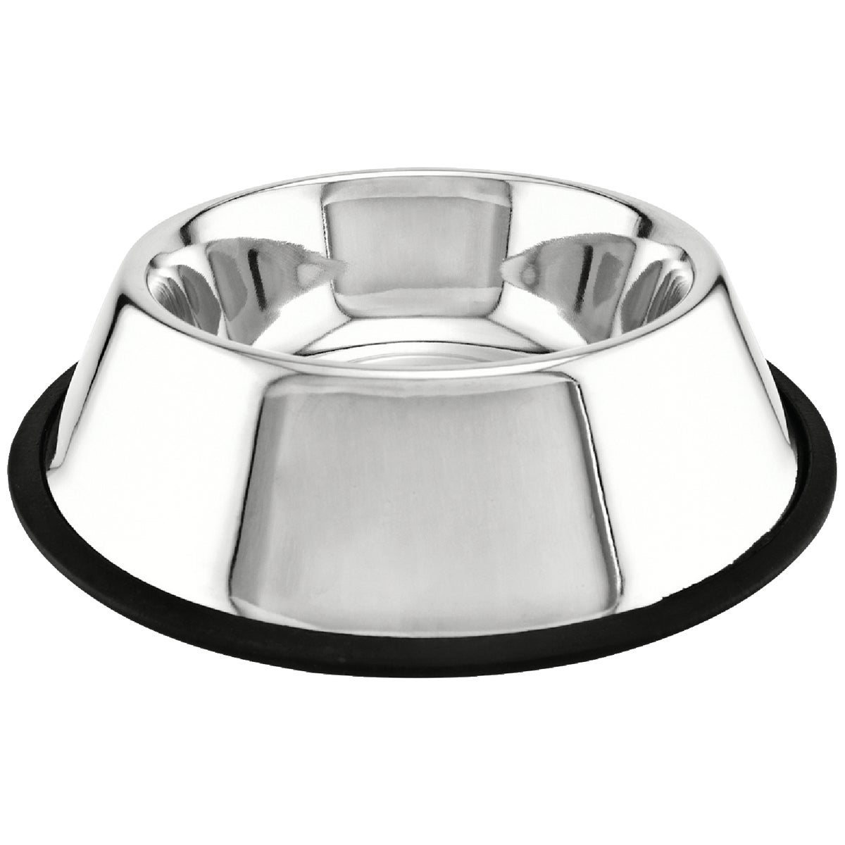 24OZ NO-SKID SS PET BOWL - 19124 by Westminster Pet