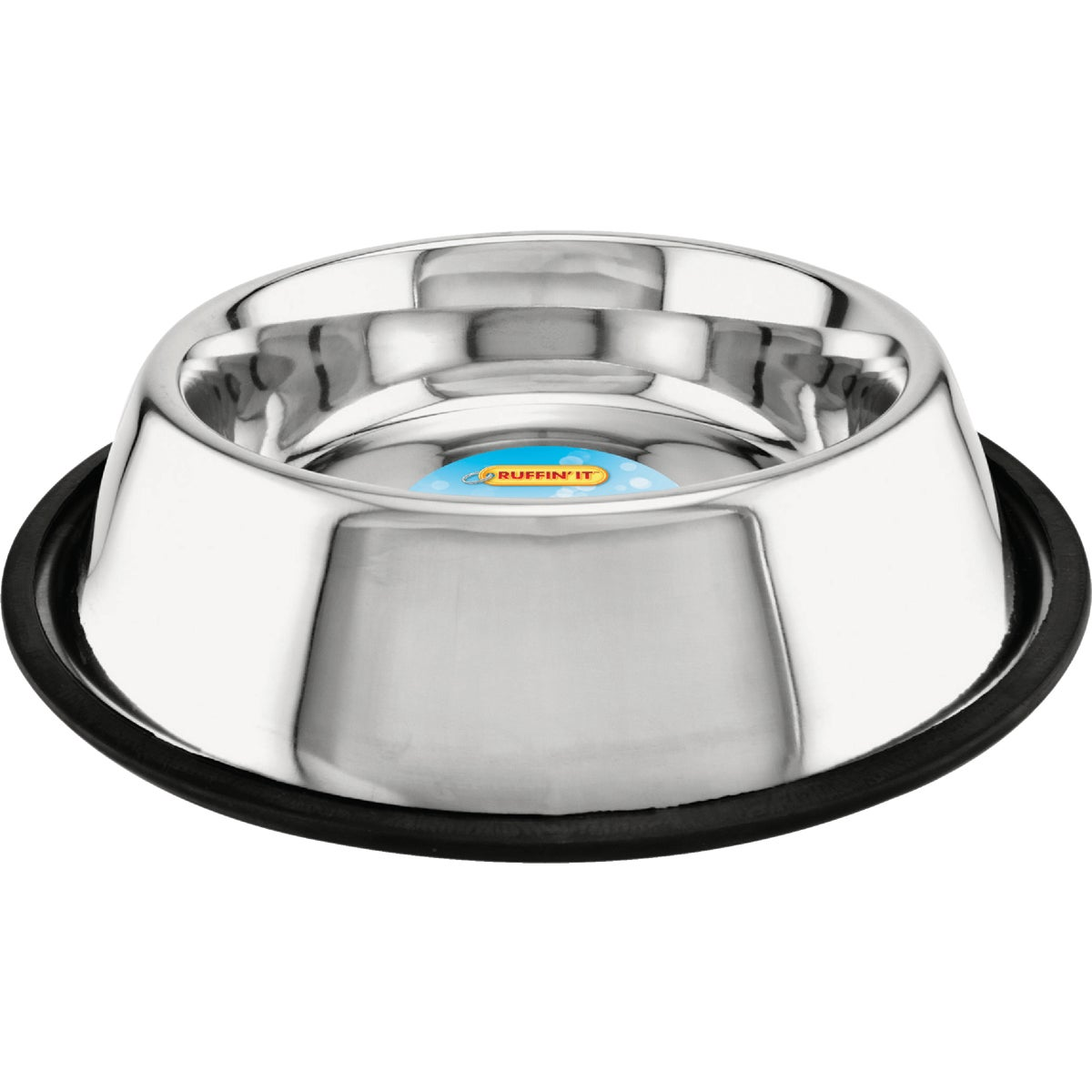 Ruffin' It 32-oz. Stainless Steel Nonskid Pet Bowl