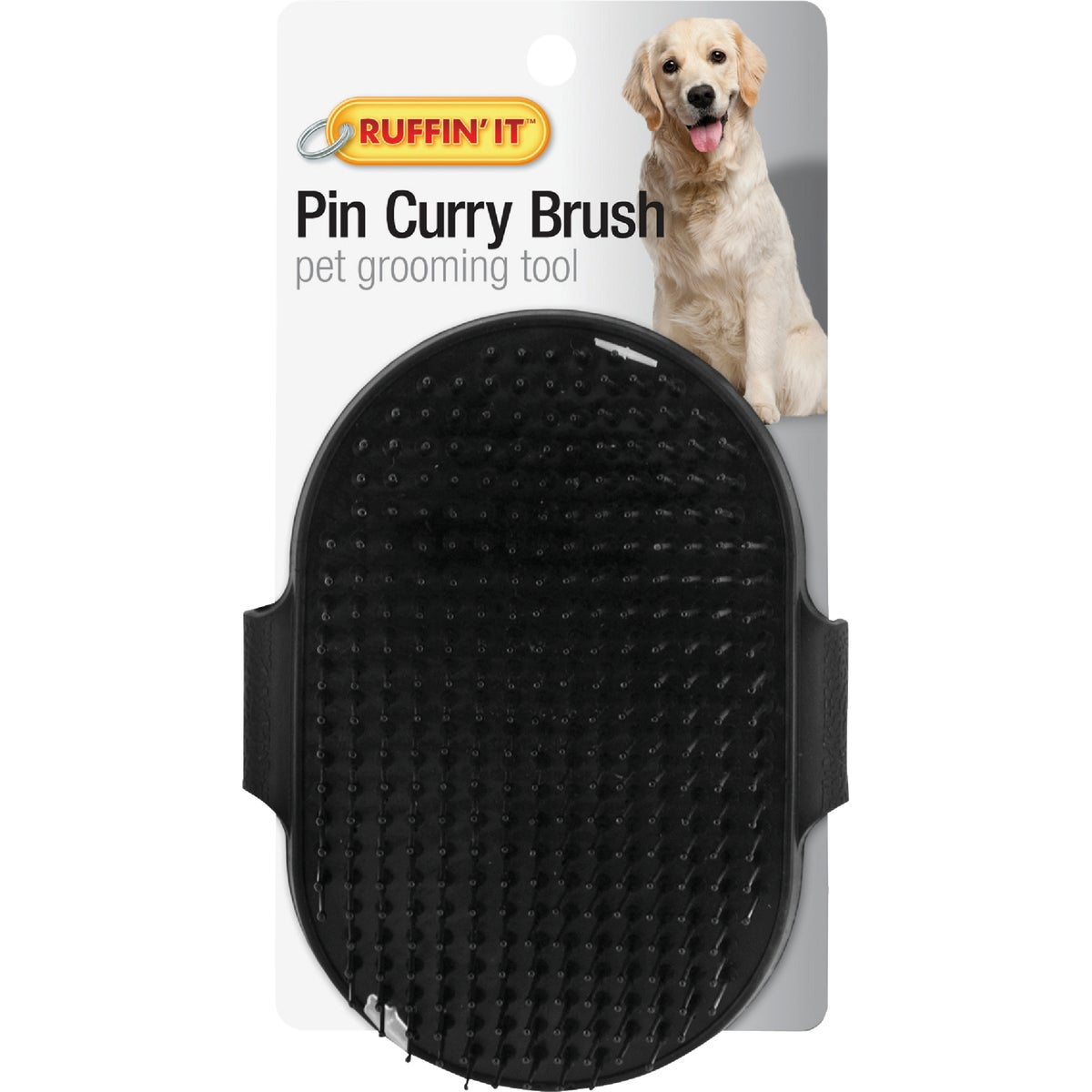 PALM PIN CURRY BRUSH