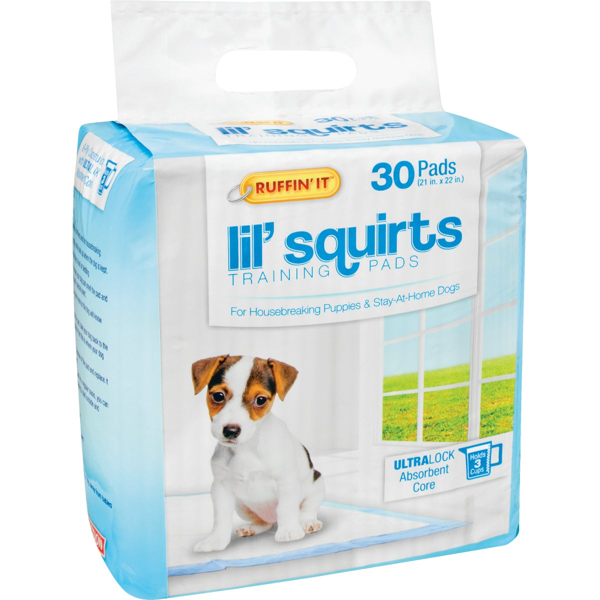 32CT PUPPY TRAINING PADS