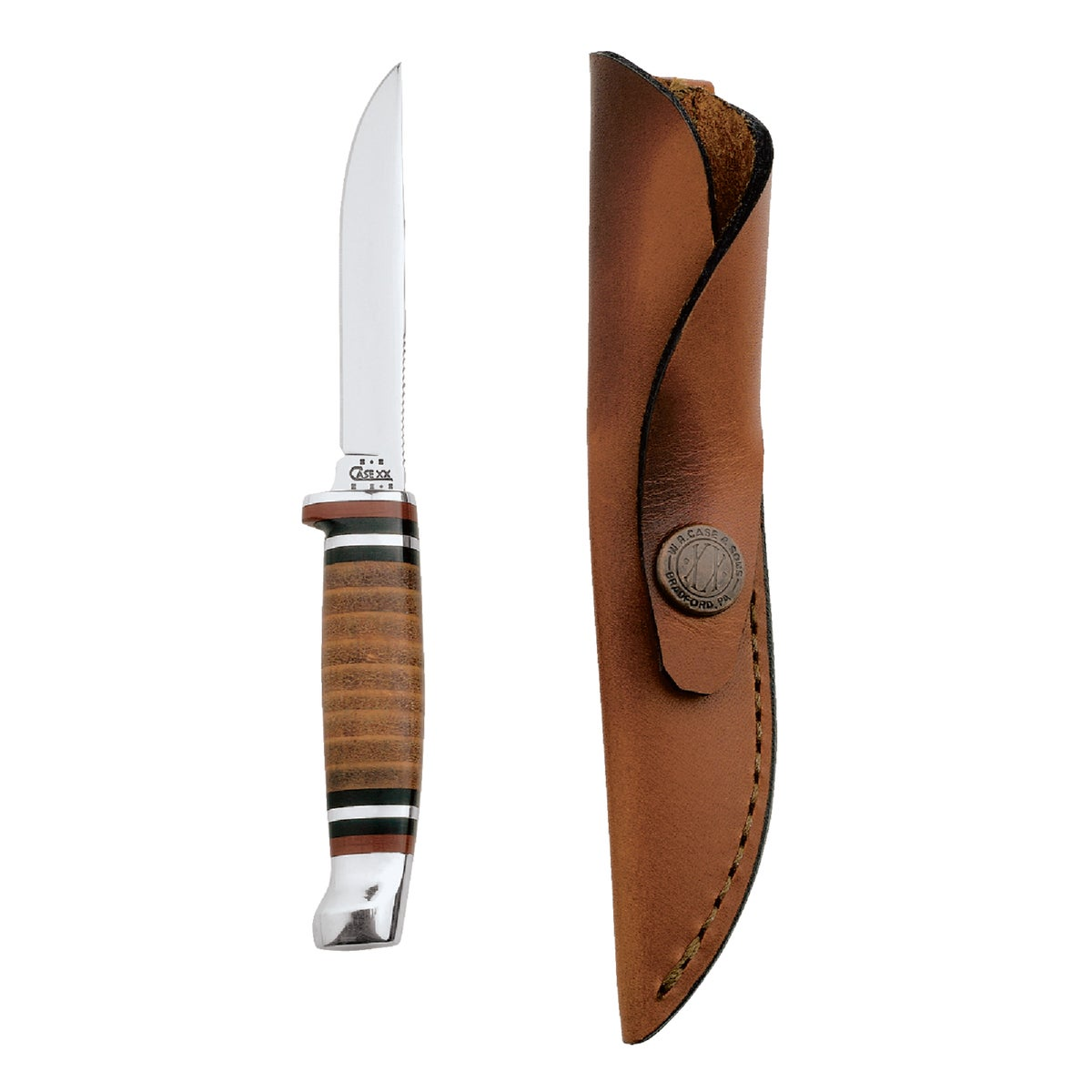 "3"" HUNTER KNIFE - 379 by Case W R & Sons"