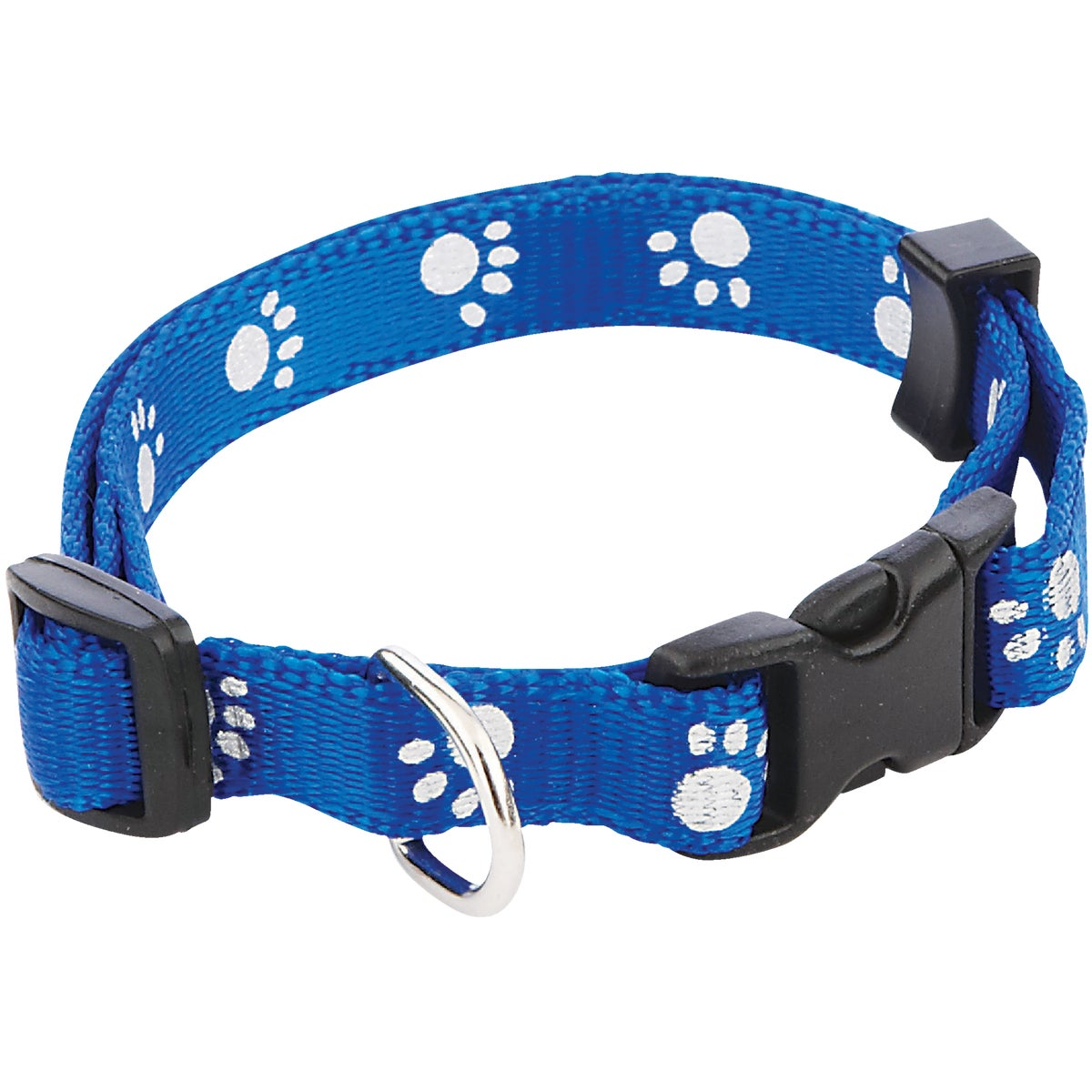 3/8X8-12 PAW REFL COLLAR - 39201 by Westminster Pet