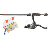 South Bend Sporting Goods R2F ALL SPIN COMBO R2F-AL/S